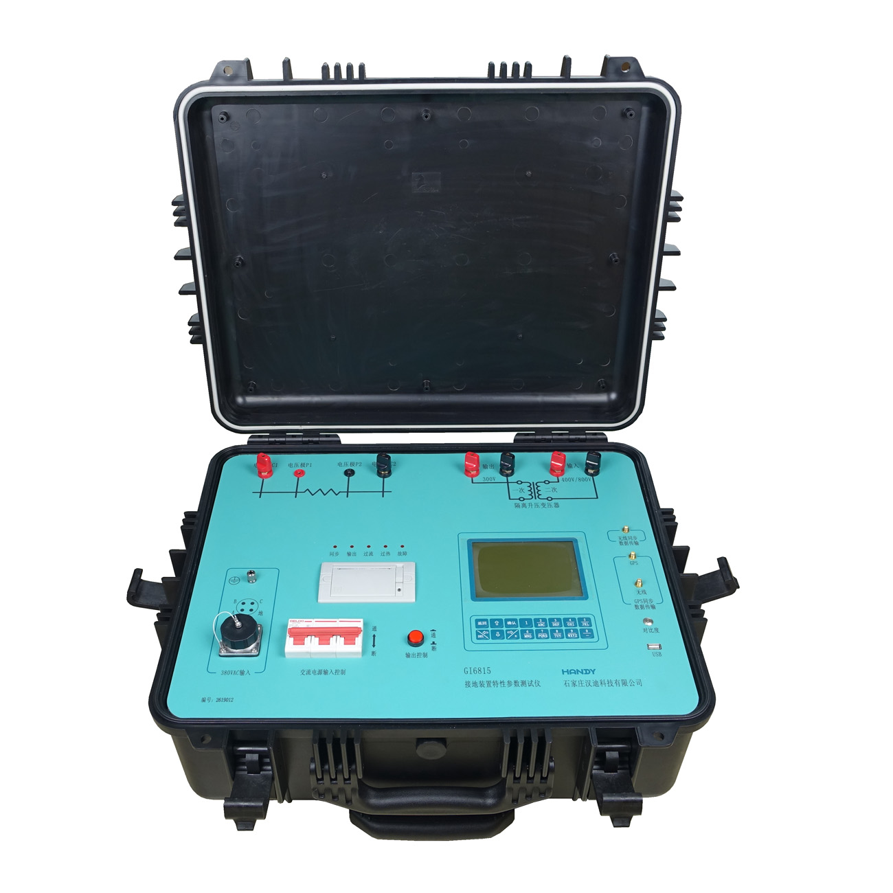 GI6805接地装置特性参数测试仪