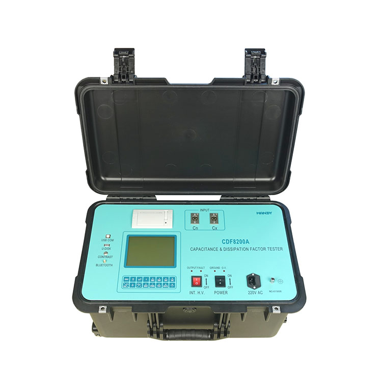 CDF8200A Capacitance & Dissipation Factor Tester