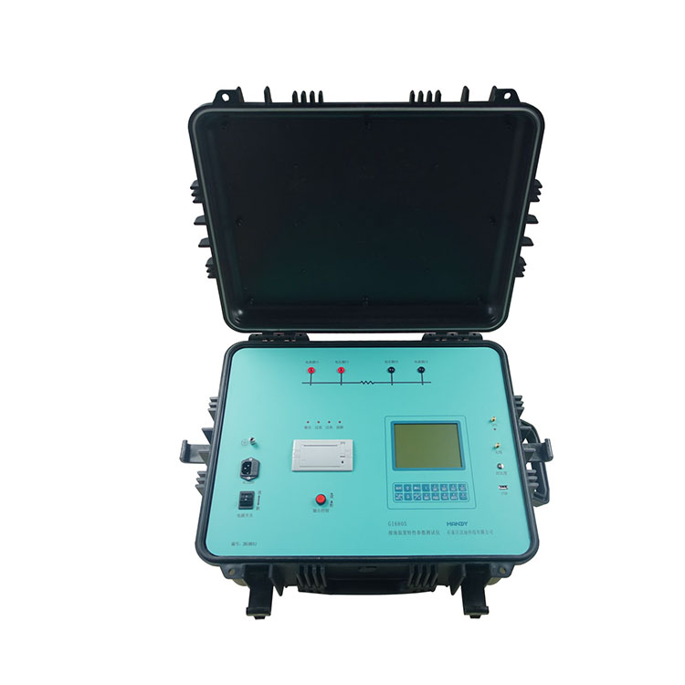GI6805 Grounding Connection Device Parameters Tester