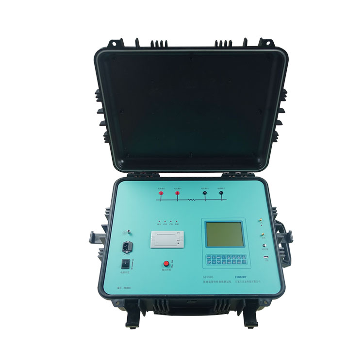 GI6815 Grounding Connection Device Parameters Tester