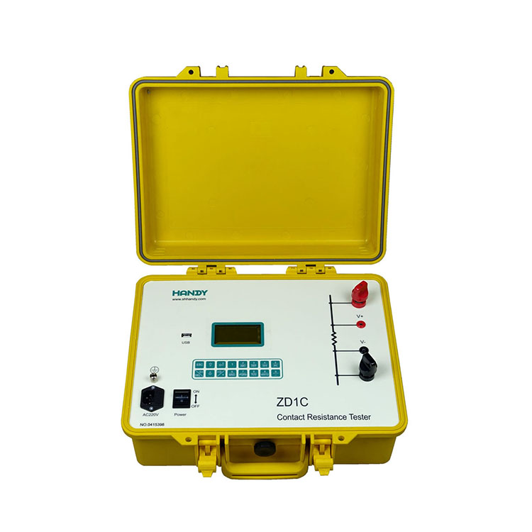 ZD1C Contact Resistance Tester