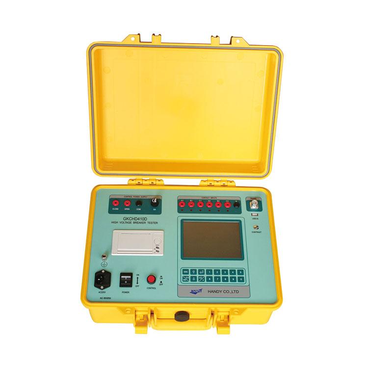 GKC410D Switchgear Analyzer