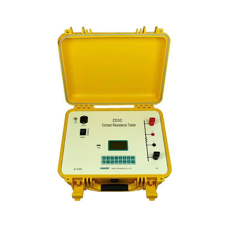 ZD3C Contact Resistance Tester