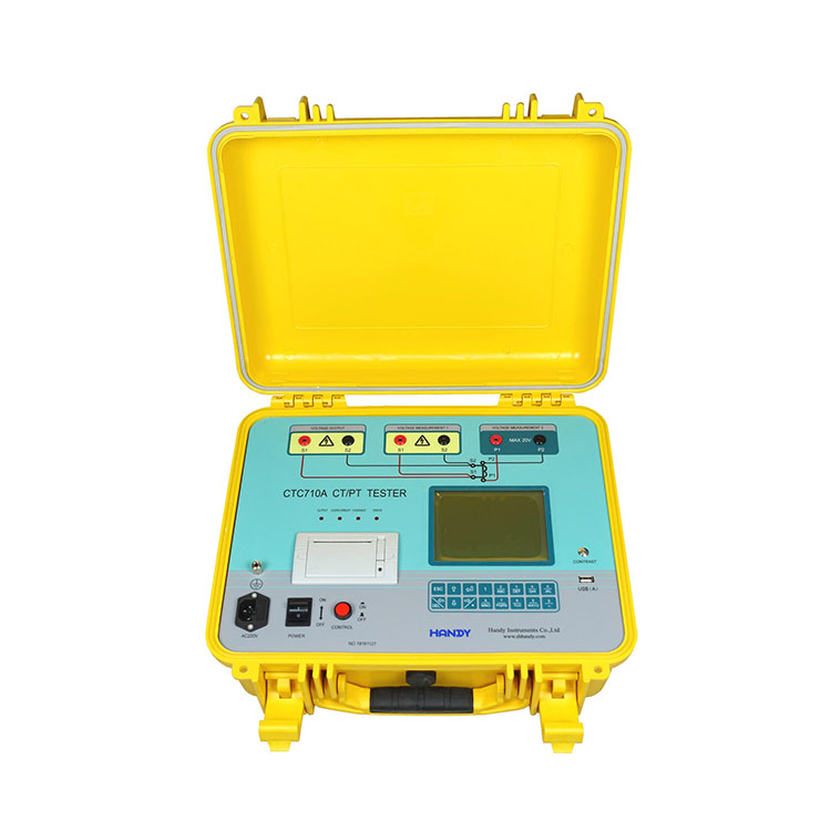CTC710A CT/PT Analyzer (Variable frequency method)